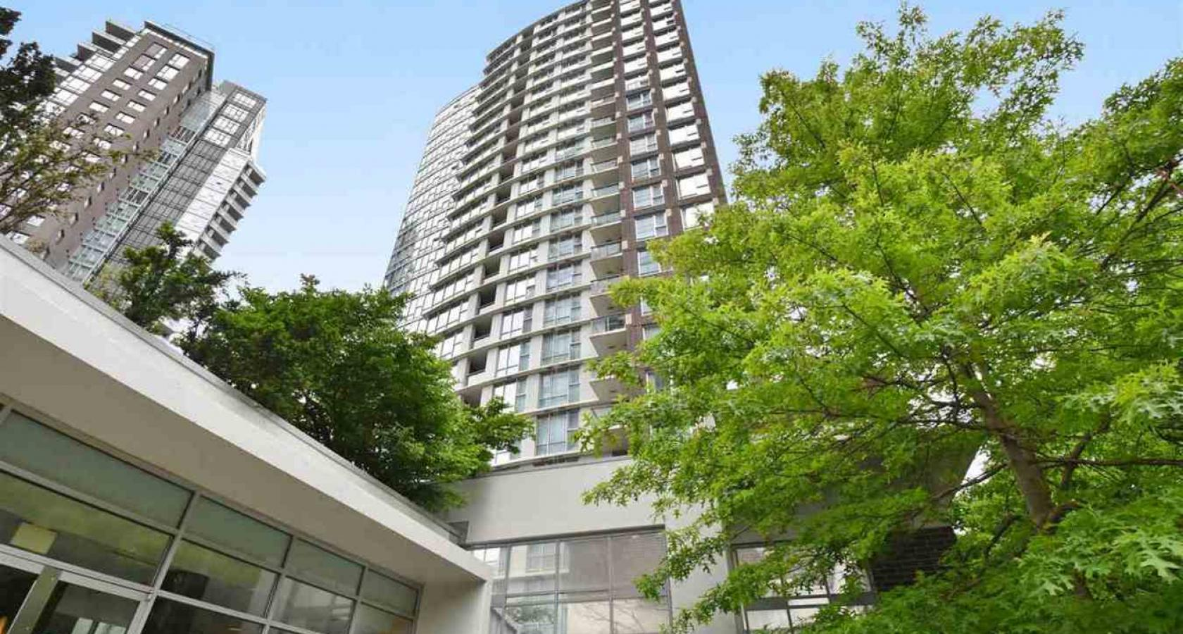 707 - 550 Pacific Street, Yaletown, Vancouver West